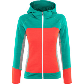 Schöffel Trentino Fleece Hoody Women spectra green